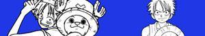 раскраски One Piece - Уан Пис
