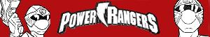 раскраски Power Rangers - Могучие Рейнджеры