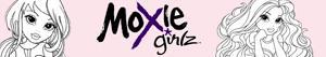 раскраски Moxie Girlz