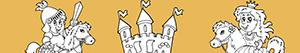 раскраски Приключения в средние века
