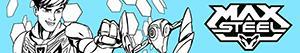 раскраски Max Steel