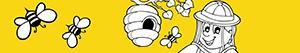 раскраски Пчеловод