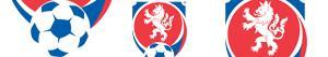 раскраски Эмблемы чешской футбольной лиги